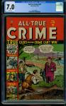 All-True Crime #49 [1951] CERTIFIED 7.0