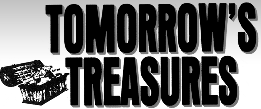 Tomorrow's Treausures